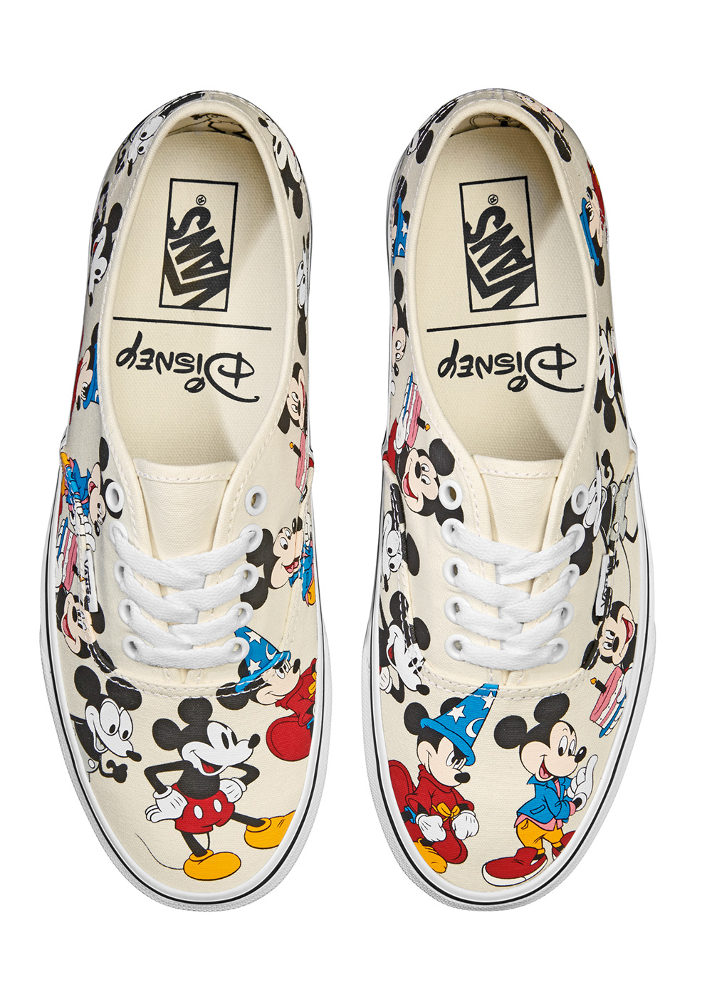 9df333dc29e The special edition Vans and Disney assortment will be available to shop in Vans  retail stores and online at ...