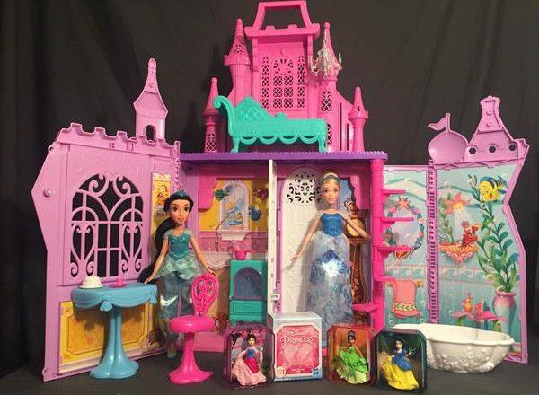 Review: Hasbro's New Disney Princess Collection