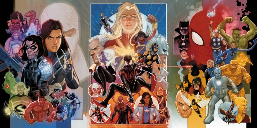 Celebrate Marvel's 80th Anniversary with Covers by Phil ...