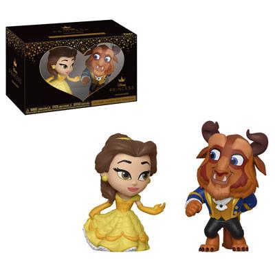 Disney Princess Romance Series Mini Vinyl Figures Coming