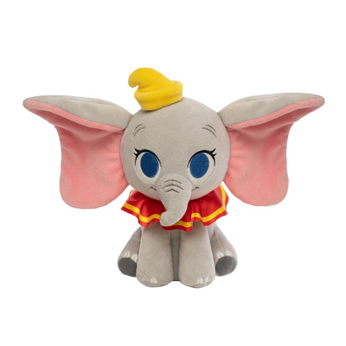 New Disney Dumbo Amp Hercules Supercute Plushes Announced