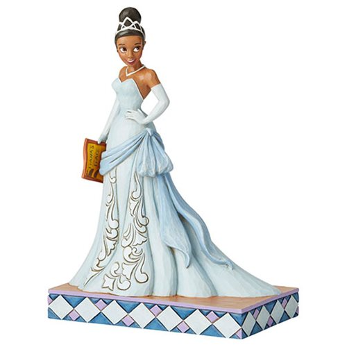New Jim Shore Disney Traditions Princess Passion Statues