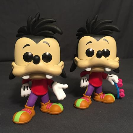 Pop! Review: GameStop Exclusive Max Goof (w/ Chase) - POPVINYLS COM