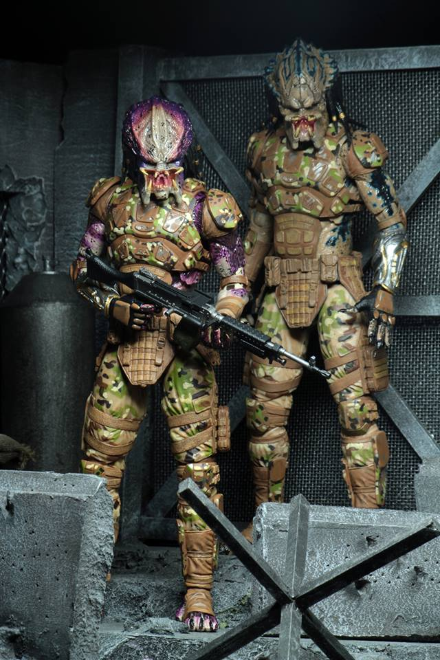 The Predator Ultimate Emissary #2 Action Figure Coming