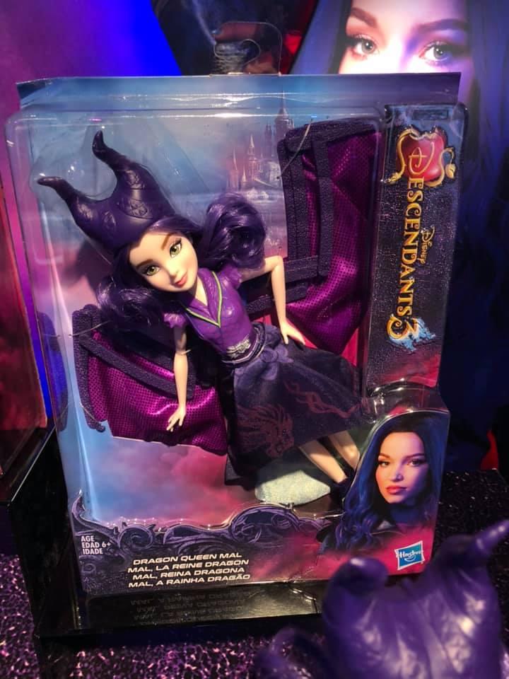 Descendants 3 – New York Toy Fair Preview | | DisKingdom com