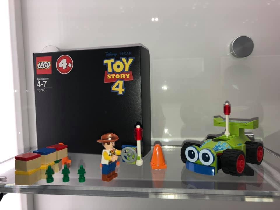New Toy Story 4 Lego Sets Revealed New York Toy Fair