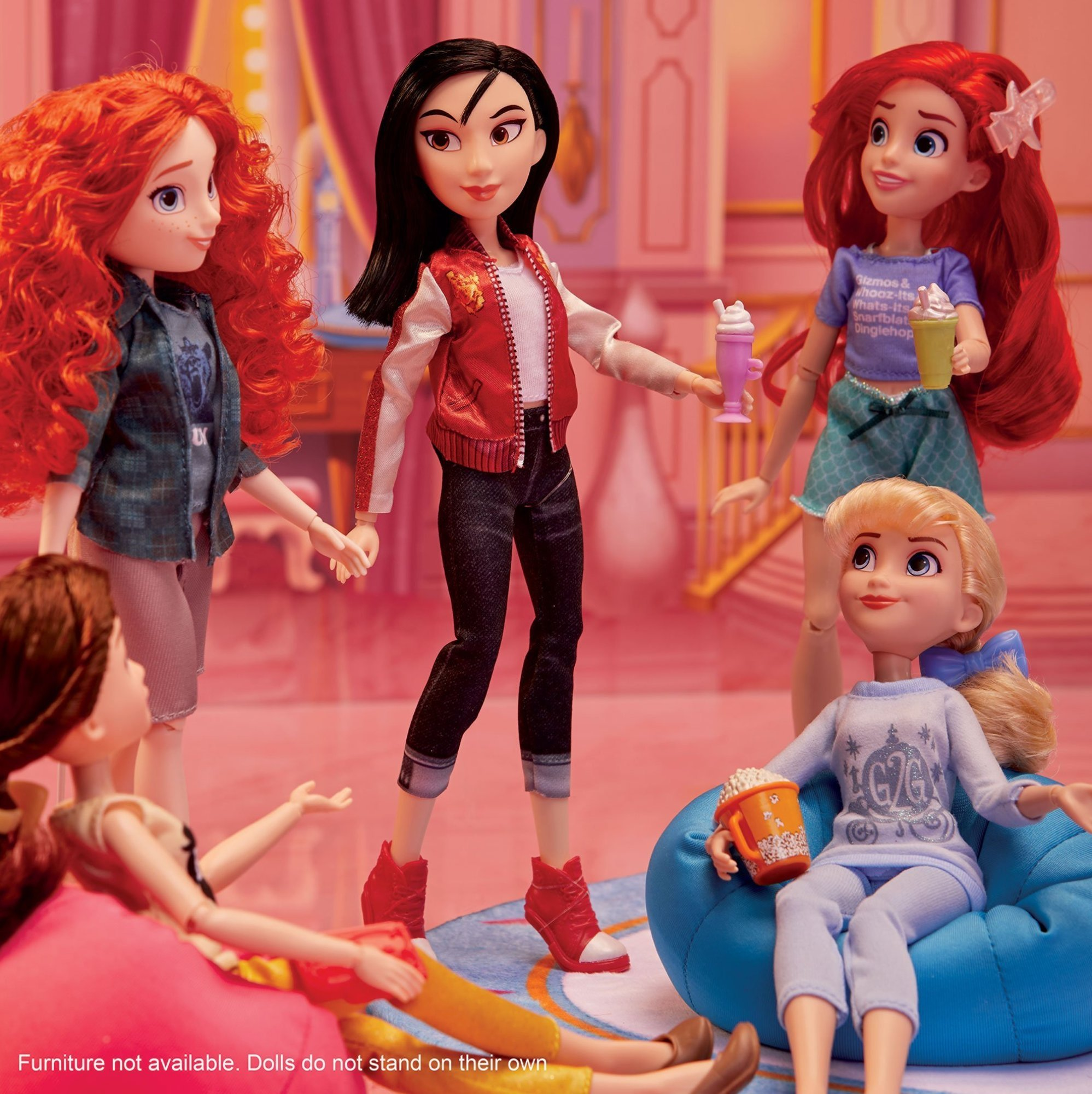 Ralph Breaks The Internet Ultimate Fashion Doll Pack Coming Soon Diskingdom Com Disney Marvel Star Wars Merchandise News