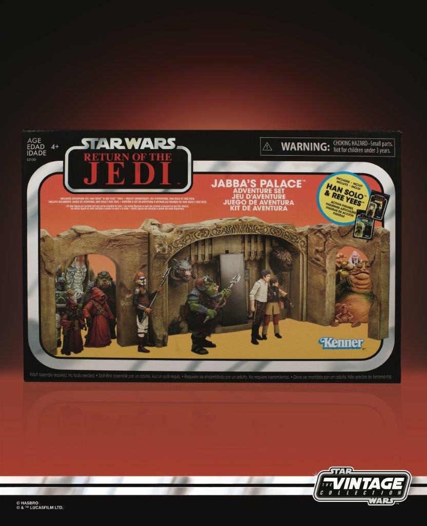 Star Wars Hasbro Vintage Collection JABBA/'S SKIFF Vehicle Exclusive NEW IN STOCK