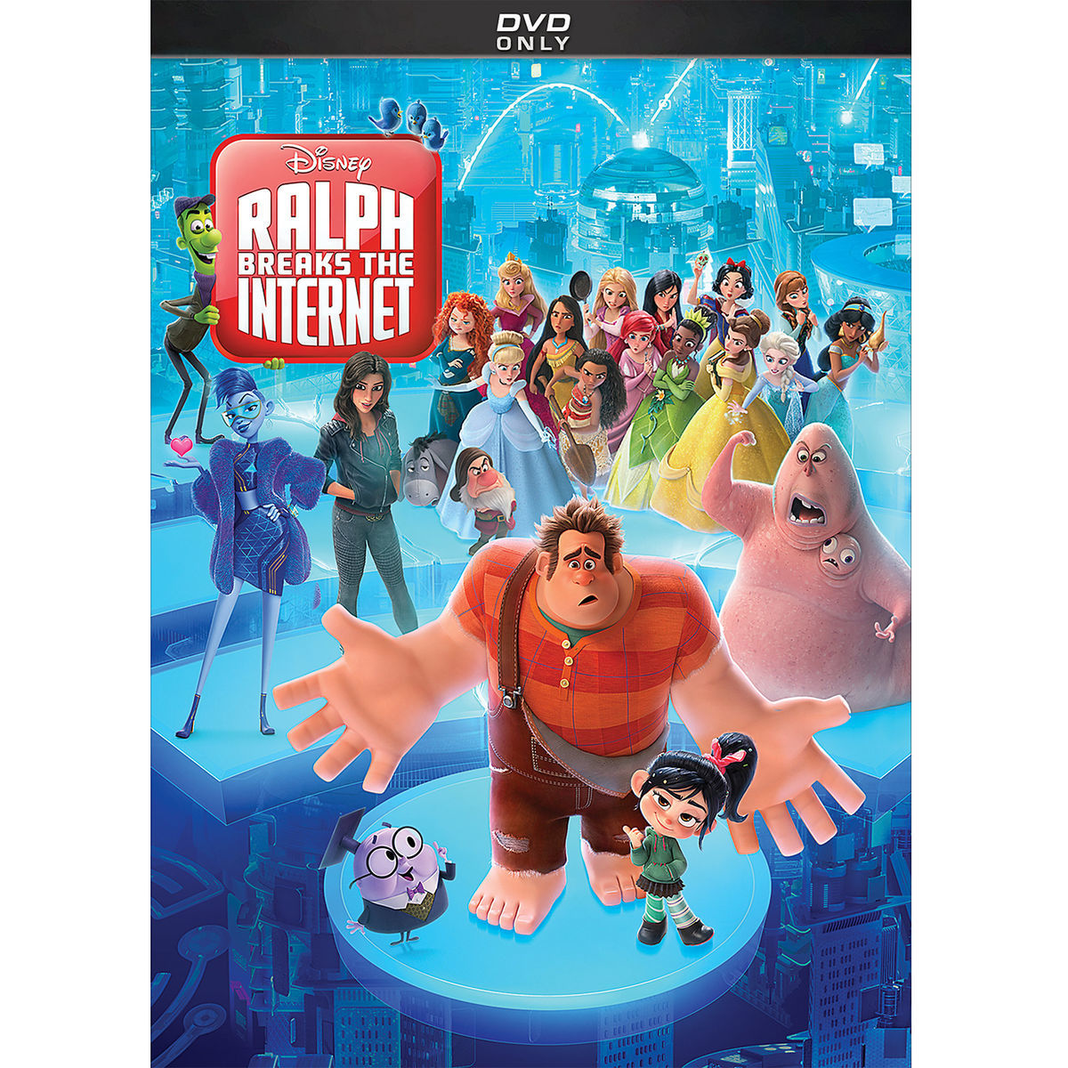 Car Covers Target >> Ralph Breaks The Internet Out Now On DVD/Blu-Ray/4K | | DisKingdom.com | Disney | Marvel | Star ...