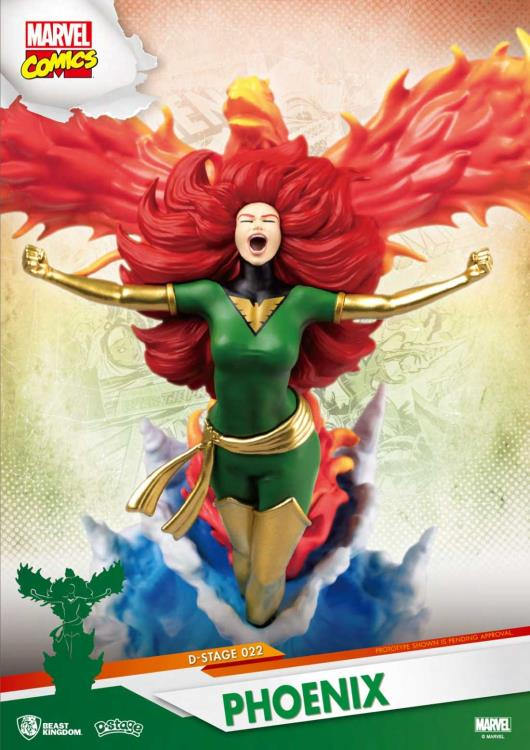 Plastic Light Covers >> Marvel Comics D-Stage DS-022 Phoenix PX Previews Exclusive Statue Coming Soon | | DisKingdom.com ...