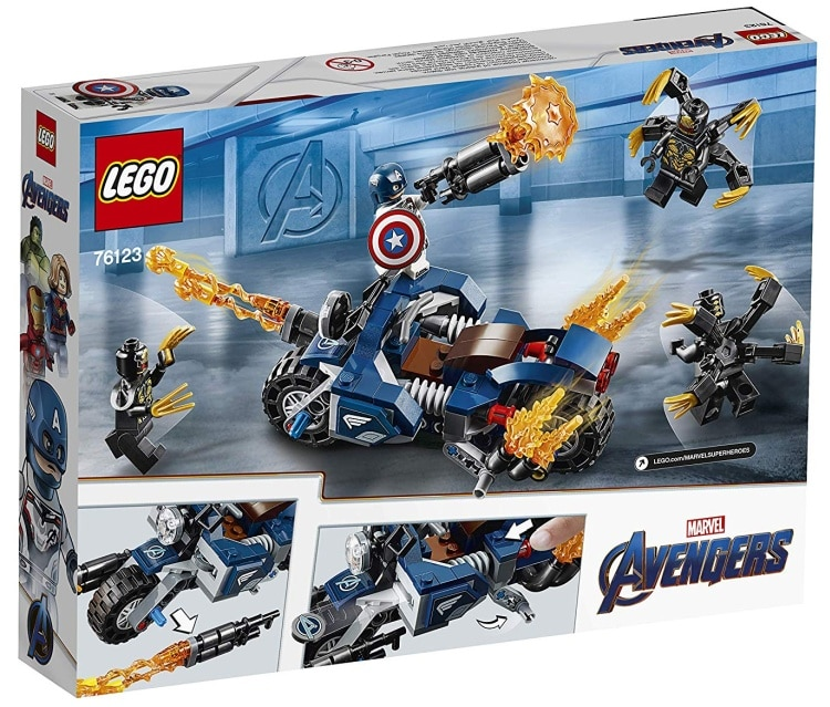 More Lego Avengers Endgame Sets Discovered Diskingdomcom