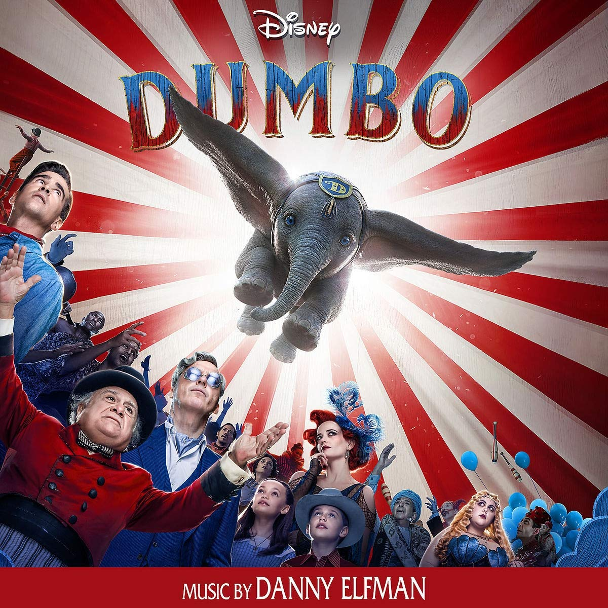 Dumbo Soundtrack Out Now Diskingdom Com Disney