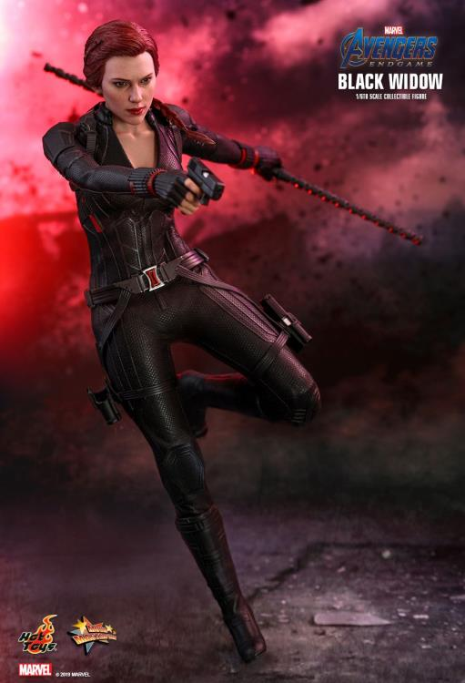 Avengers Endgame Black Widow 1 6th Scale Collectible