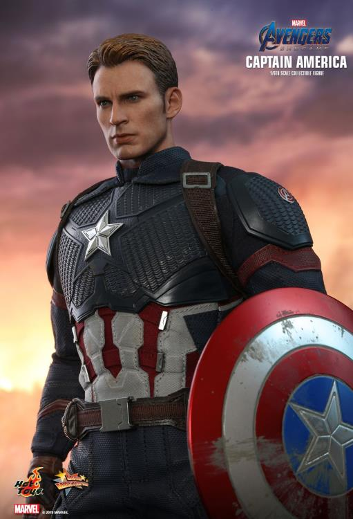 Captain America 1 6th Scale Collectible Figure Coming Soon
