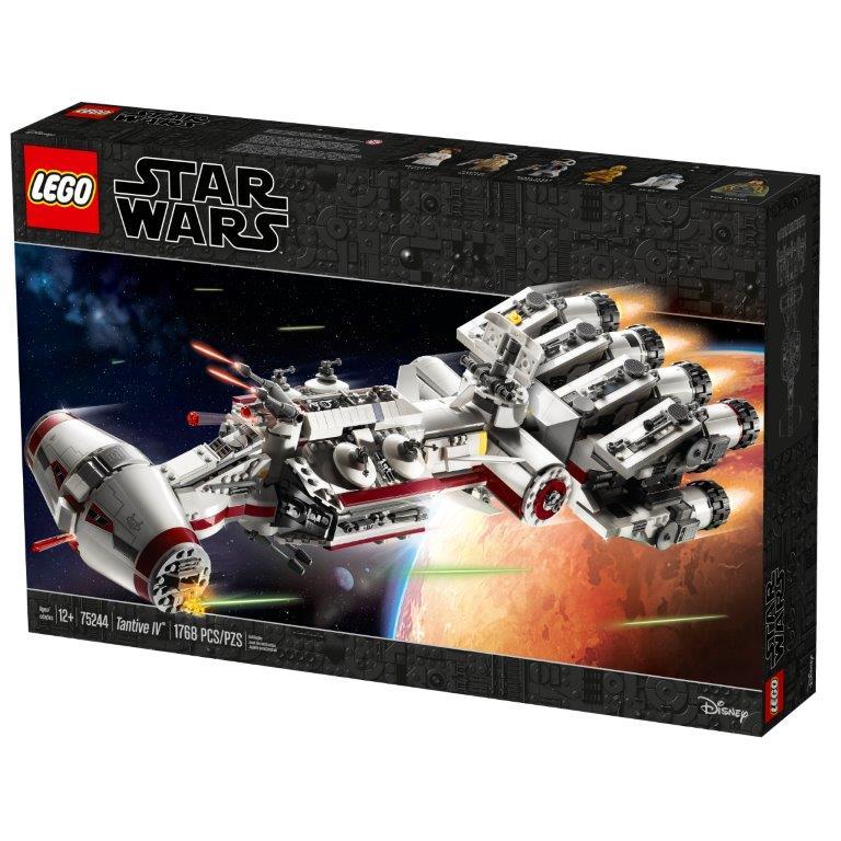 Star Wars Tantive Iv Lego Set Announced At Star Wars