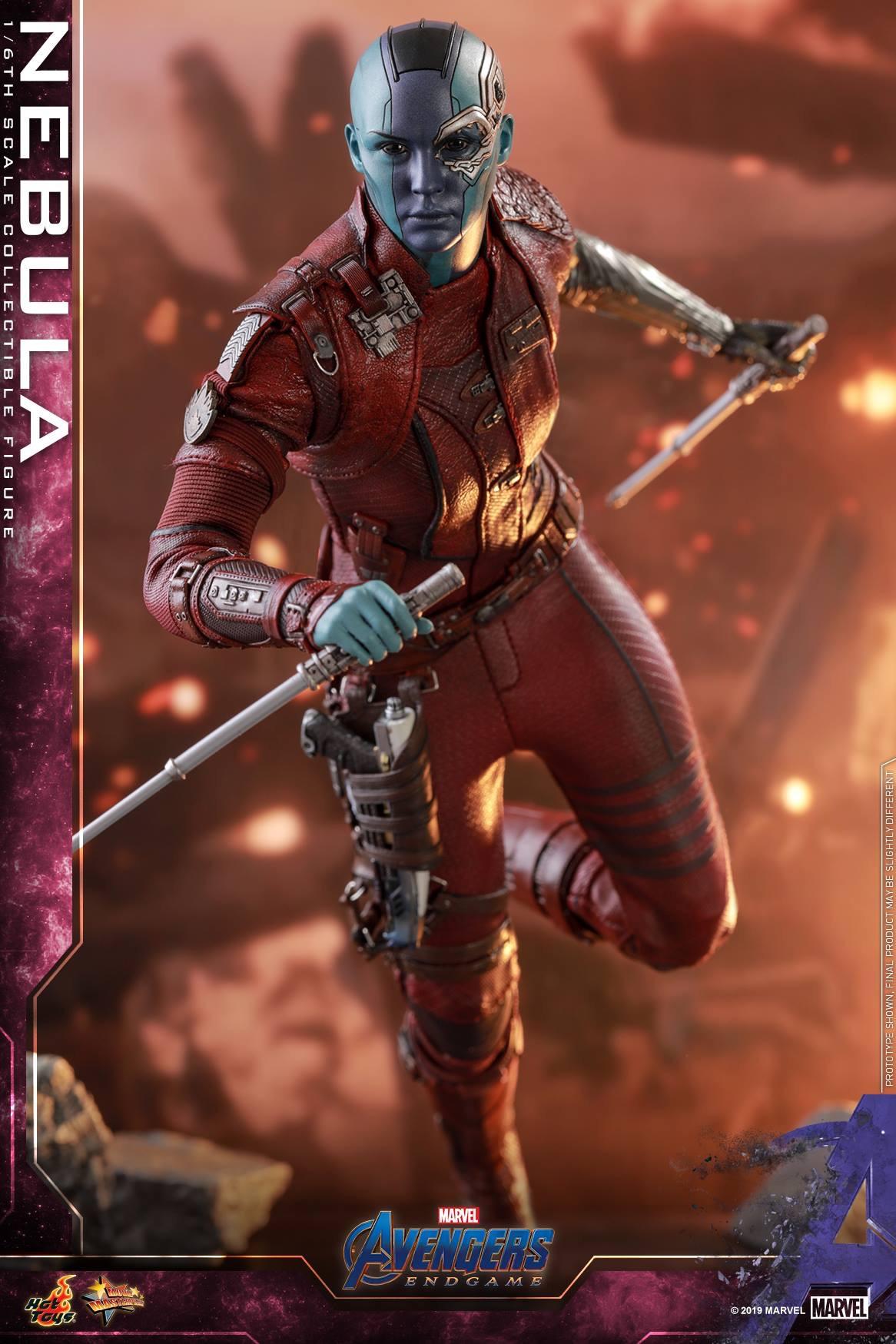 Avengers: Endgame – Nebula Collectible Figure Coming Soon