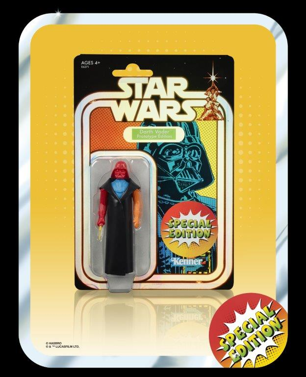 Hasbro Announces Star Wars Comic Con Exclusives New 3 75: New Star Wars Vintage & Black Series Exclusives Announced