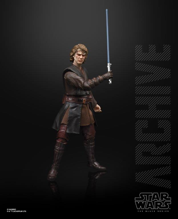 Star Wars The Black Series Archive Figures Announced At