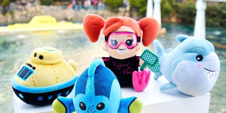 Finding Nemo Submarine Voyage Disney Parks Wishables