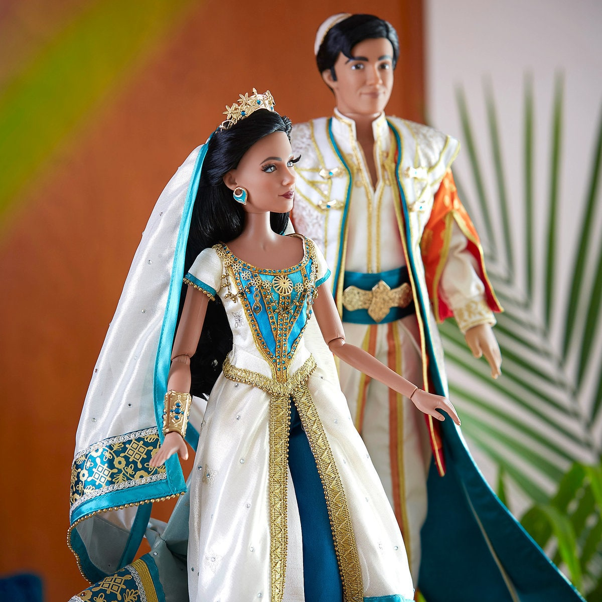 Disney Wedding Dresses 2019: Limited Edition Aladdin Dolls Out Now