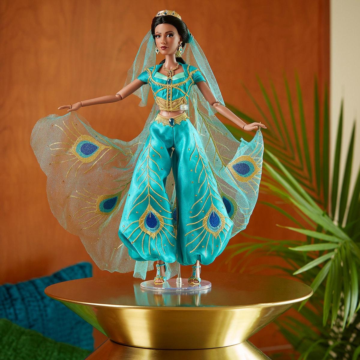 Limited Edition Aladdin Dolls Out Now Diskingdom Com