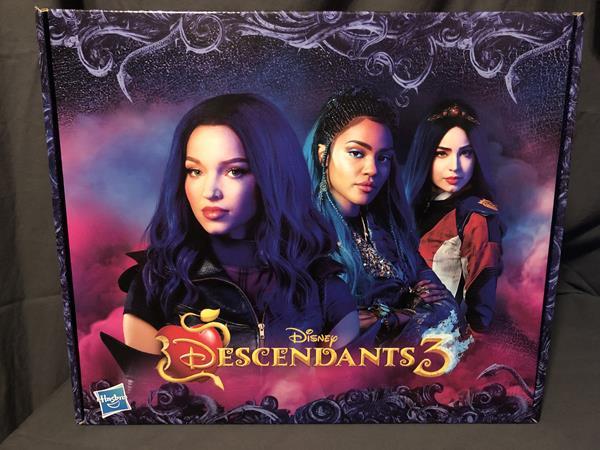 Review: Disney's Descendants 3 Dolls (Hasbro) | | DisKingdom