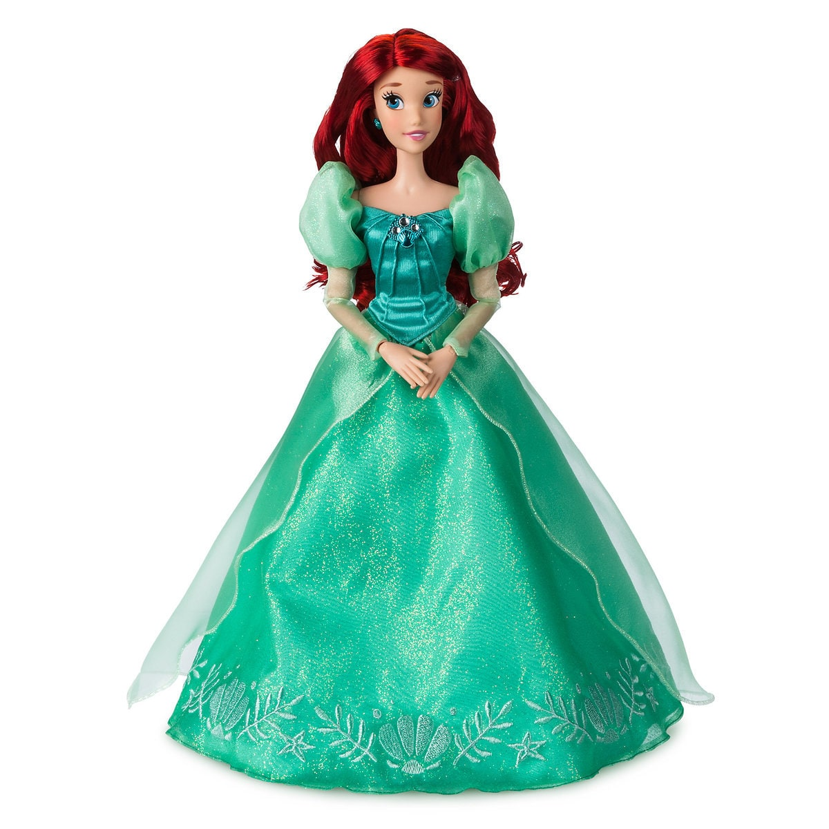 The Little Mermaid Ariel S Celebration Doll Out Now