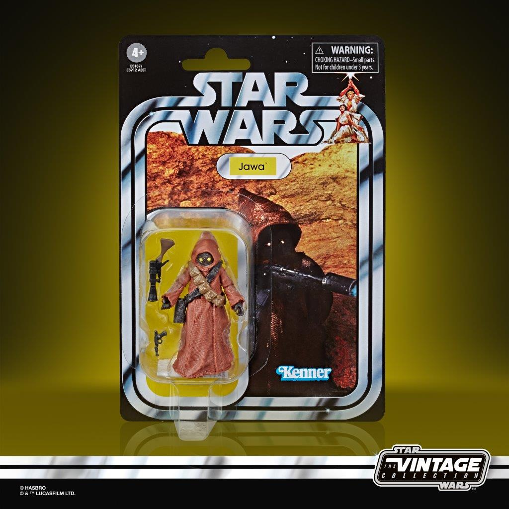 Star Wars Vintage Collection Hasbro Jawa