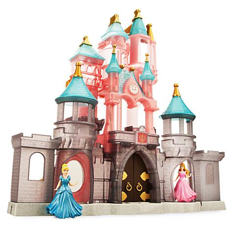 Disney Release New Princess Castle Play Set Diskingdom