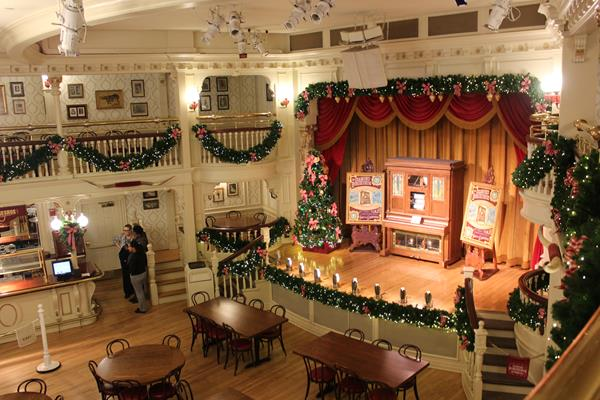 Wdw Review A Look Inside The Diamond Horseshoe
