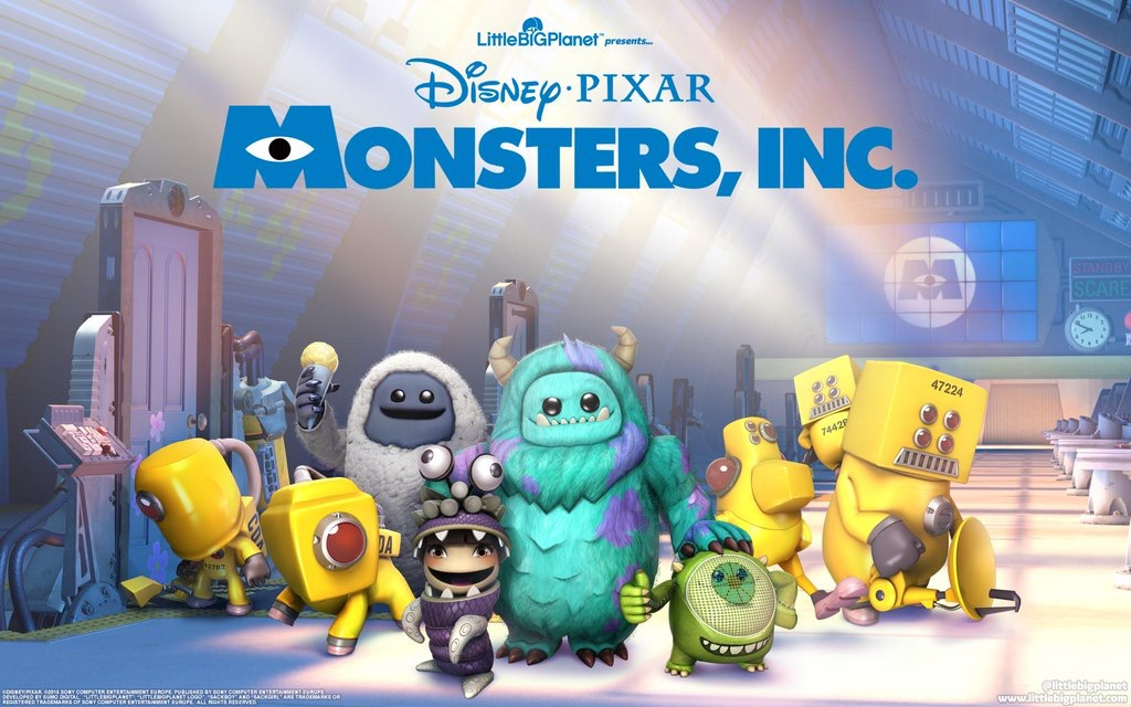 monsters inc | | DisKingdom com | Disney | Marvel | Star Wars