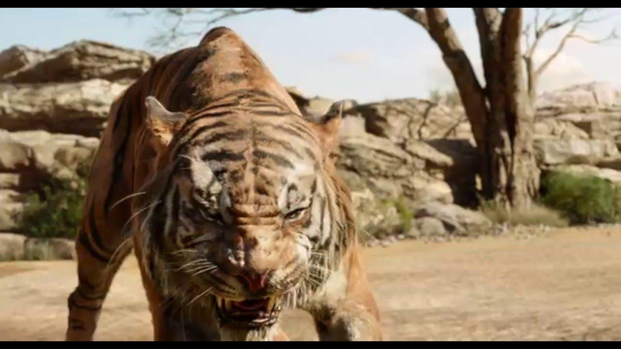 Watch The Jungle Book Superbowl Teaser Trailer