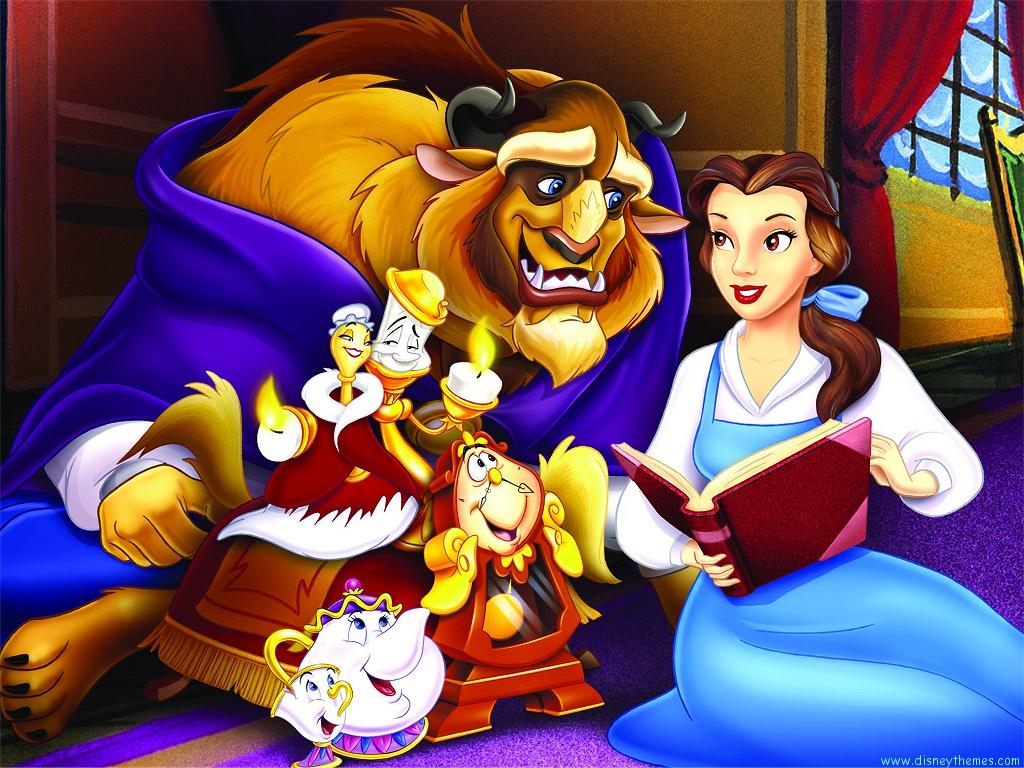 Disquiz 2 Beauty And The Beast 1991 Diskingdom Com Disney Marvel Star Wars Merchandise News