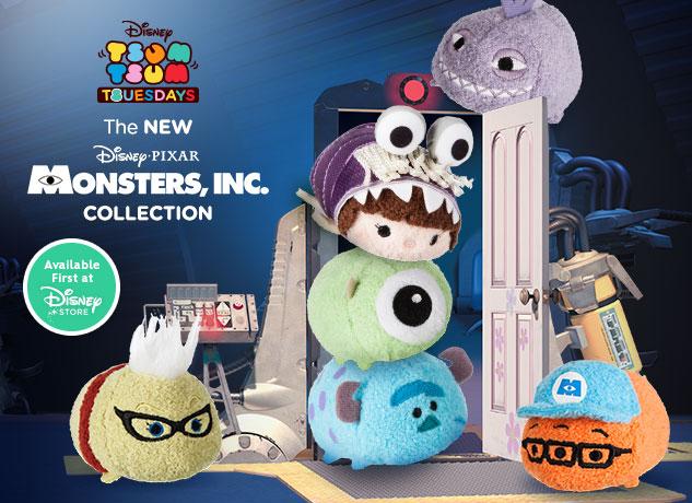 monsters inc     DisKingdom com   Disney   Marvel   Star Wars