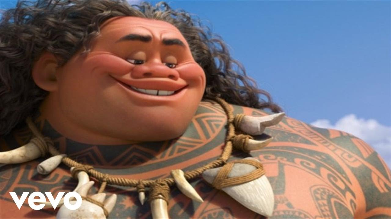 Moana S You Re Welcome Video Released Diskingdom Com