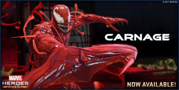 Marvel Heroes Omega Adds New Captain America: Civil War Loot