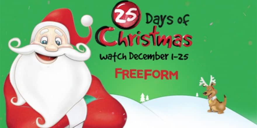 Abc 25 Days Of Christmas.25 Days Of Christmas Expands Across All Disney Abc Channels
