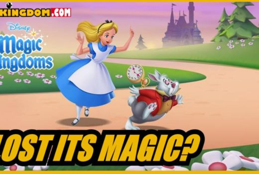 Its Magical Toys : Disney magic kingdoms diskingdom marvel