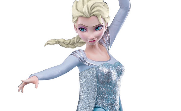 Frozen Queen Elsa Of Arendelle 1 4 Scale Statue Px Previews Exclusive Coming Soon Diskingdom