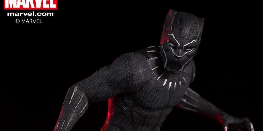 Black Panther Artfx Statue Coming Soon Diskingdom Com Disney Marvel Star Wars Merchandise News