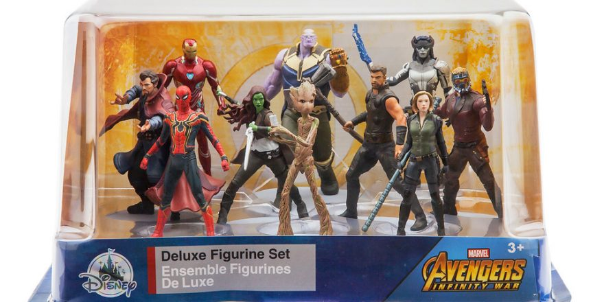 Marvel Avengers Infinity War Disney Store Exclusives