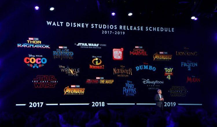 Disney Reveal Movie Release Dates Until 2023 Diskingdomcom