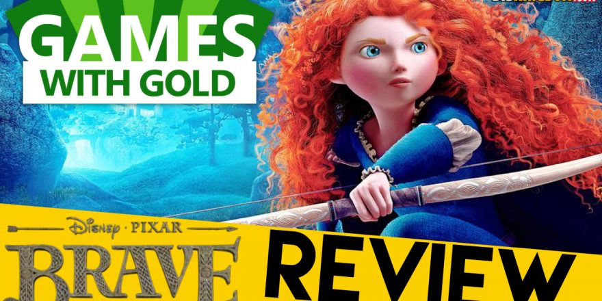 Disney Pixar Brave The Video Game Review Xbox Games