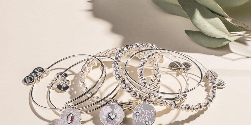 fe30e51a8 ALEX & ANI Disney Bridal Collection Out Now | | DisKingdom.com ...