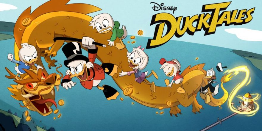 Ducktales 2019 Stream