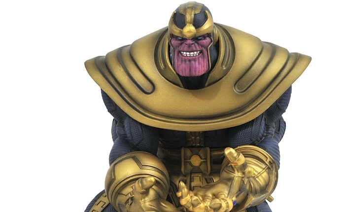 Diamond Select Toys Marvel PVC Statues Come To GameStop
