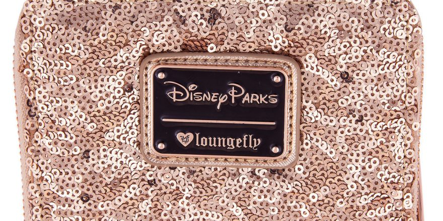 f30cdf638f Minnie Mouse Sequined Loungefly Wallet   Mini Backpack Out Now ...
