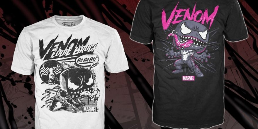 2d834c7d Source · Two New Marvel Venom Pop T Shirts Coming Soon DisKingdom com