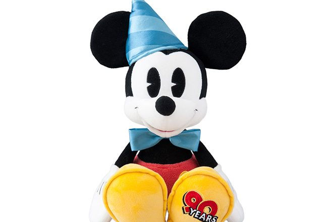 Mickey Mouse 90th Anniversary Collection Coming Soon To Tokyo Disney Resort