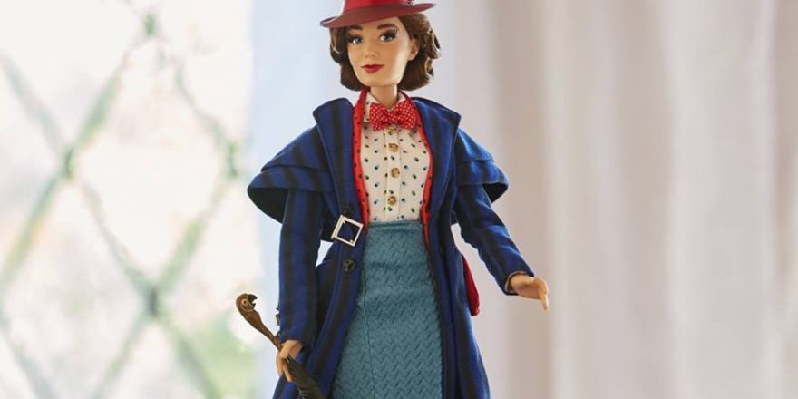 3fc096d84c1 Mary Poppins Returns Deluxe Doll Coming Soon